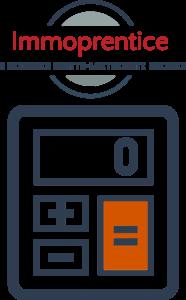 Logo Immoprentice Online 5 Sekunden Brutto-Mietrendite Rechner