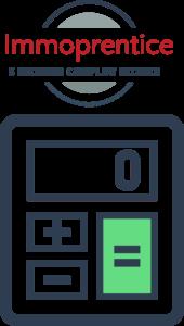Logo Immoprentice 5 Sekunden Cashflow Rechner