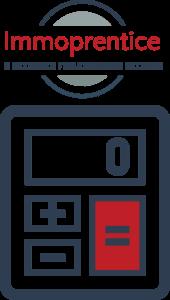 Logo Immoprentice 5 Sekunden Finanzierungs Rechner