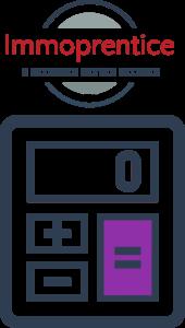 Logo Immoprentice 5 Sekunden Renten Rechner für Inflationsbereinigte Berechnung von Gesetzlicher, Betrieblicher und Privater Altersvorsorge
