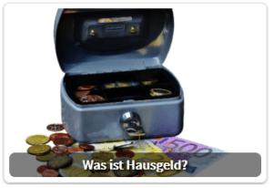 """Klicke auf das Bild um zum Artikel """"Was ist Hausgeld?"""" zu kommen in dem du mehr über die Betriebskosten einer Immobilie erfährst die ich im Rechner abziehe und die deinen Cashflow schmälern"""