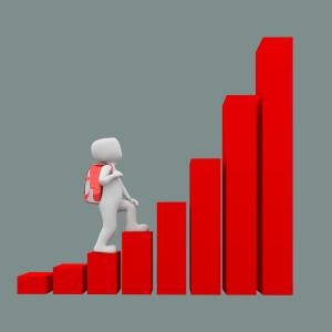 Du hast eine klare Wachstumsstrategie vor Augen und willst noch viele Objekte finanzieren? Eine langsame Tilgung erlaubt es dir schneller zu wachsen