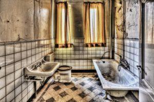 Das Bad deiner Wohnung ist dein Sondereigentum. Das Geld für eine vielleicht nötige Badsanierung musst du daher privat über eine eigene Instandhaltungsrücklage für dein Sondereigentum ansparen