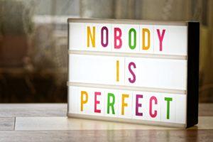 Suche nicht ewig nach der perfekten Wohnung. Die perfekte Wohnung gibt es nicht.