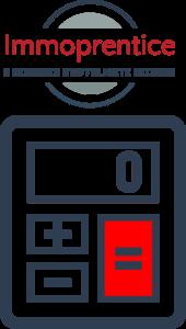 Logo Immoprentice Online 5 Sekunden Staffelmiete-Mietrendite Rechner