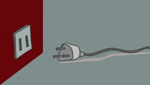 Die Stromkosten für deine Wohnung sind nicht Teil des Hausgeld.