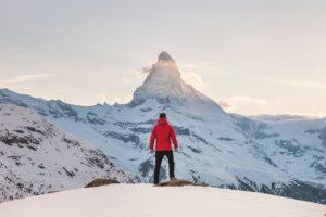 Der Weg zum Gipfel ist oft lohnenswert.
