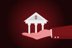 In aller Regel kaufst du Immobilien nicht mit deinem eigenen Geld, sondern über einen Bankkredit. Du kannst also Fremdkapital nutzen.