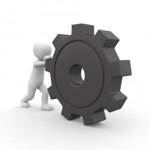 ... ist mit deutlich mehr Arbeit und Engagement deinerseits verbunden als z.B. bei Aktien.